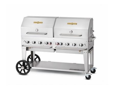 crown-verity-cvmcb60rdpngrdp-60-natural-gas-mobile-grill-up-to-129-000-btus-with-adjustable-bun-rack