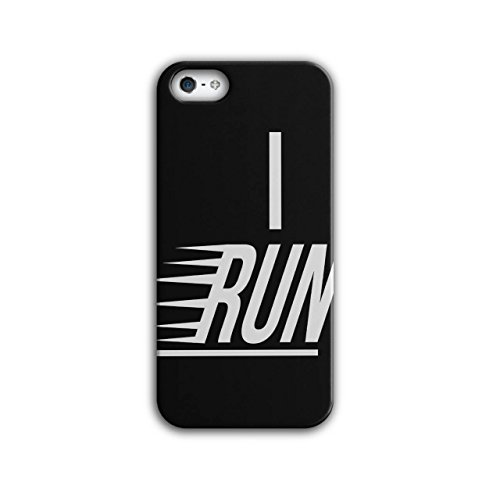 Run Gym Active Jog Sport Sport Phrase iPhone 5 / 5S Case | Wellcoda (Easter Phrases)