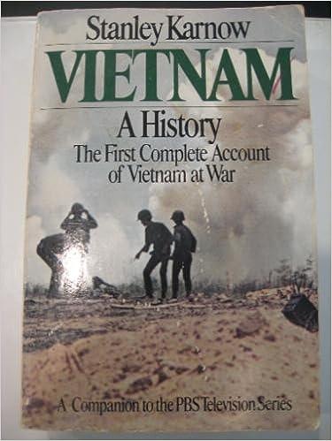 Vietnam A History By Stanley Karnow Pdf