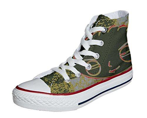 Converse Customized Chaussures Personnalisé et imprimés UNISEX (produit artisanal) Stewie Griffi - size EU34