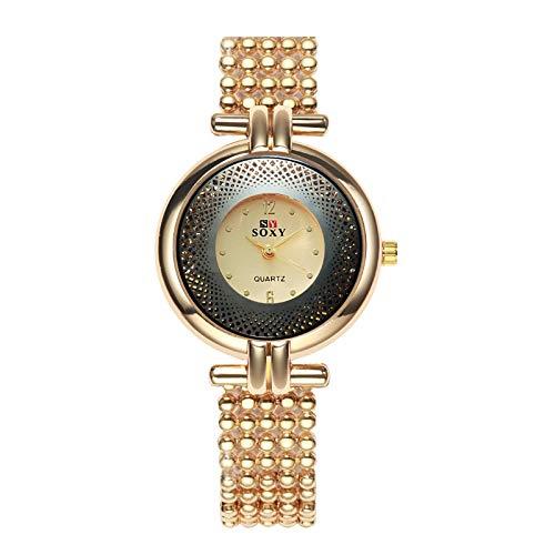 a80fc7fe4830 Realde Mujer Relojes Analógicos De Cuarzo De Digital con Correa En ...