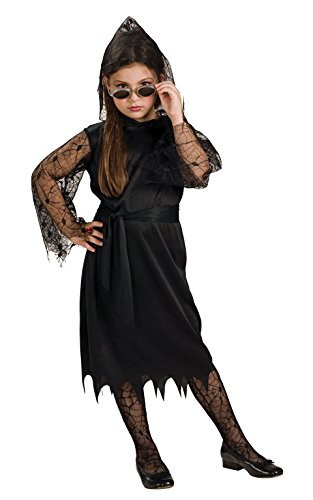 Rubies Child's Gothic Lace Vampires Costume, Medium