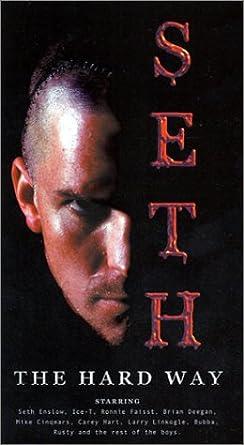 Amazon com: Seth - The Hard Way [VHS]: Seth Enslow: Movies & TV