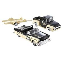 MATTEL DL 1/64 RETRO RACING 2-CAR SET (japan import)