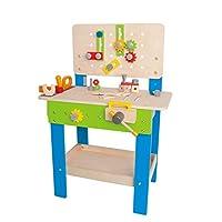 Master Workbench by Hape | Award Winning Kid