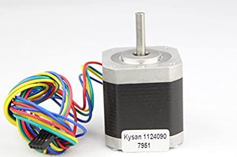 Amazoncom Kysan 1124090 NEMA17 Stepper Motor Industrial Scientific