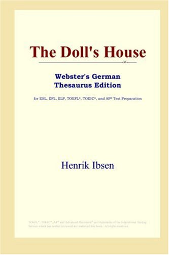 Download The Doll's House (Webster's German Thesaurus Edition) pdf epub