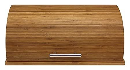 sweetlooking unique cutting boards. Amazon com  Simply Bamboo Swivel Top Bread Box Storage Wood Kitchen Dining