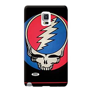 Sumsang Galaxy Note 4 INQ11522NZCt Customized Nice Grateful Dead Pattern Perfect Hard Phone Case -LavernaCooney