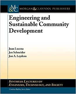 Amazon.com: Engineering and Sustainable Community ...
