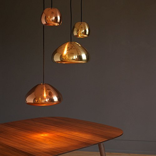 tom dixon style lighting. Chrome -Modern Retro Vintage Void Replica Style Ceiling Pendant Light Lamp Shade Tom Dixon Lighting