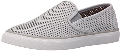 Sperry Top-Sider Damen Seaside Fashion Sneaker Grau