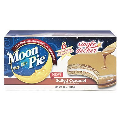 Moon Pie Single Decker Salted Caramel (Salted Caramel Moon Pie compare prices)