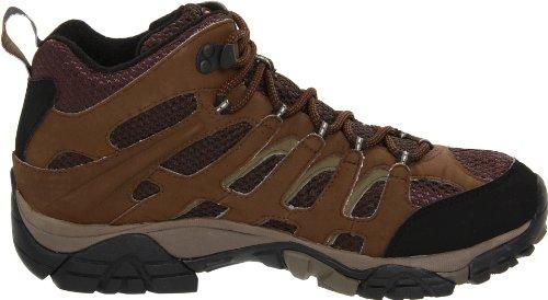 Mid Chaussures randonnée Tex Moab Merrell Marron Hommes de Gore APqO5