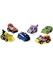 Paw Patrol True Metal Classic Gift Pack of DIE-CAST Vehicles, 6 Collectibles