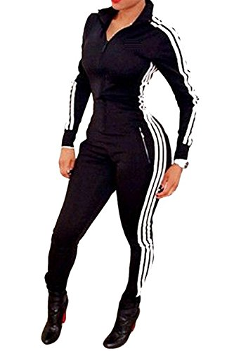 Unitard Bodysuit Jumpsuit Bodycon Clubwear