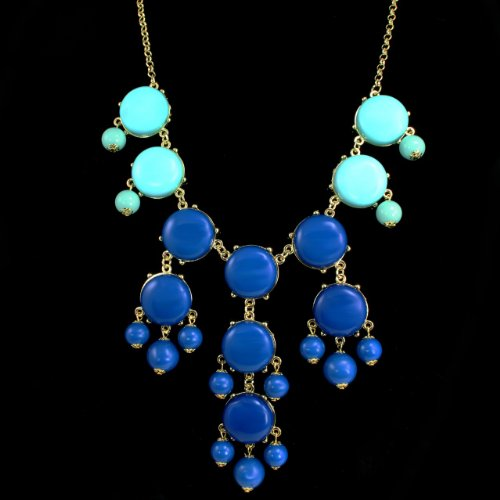 Ocean Bubble Necklace - similar to the J Crew bubble for sale  Delivered anywhere in USA