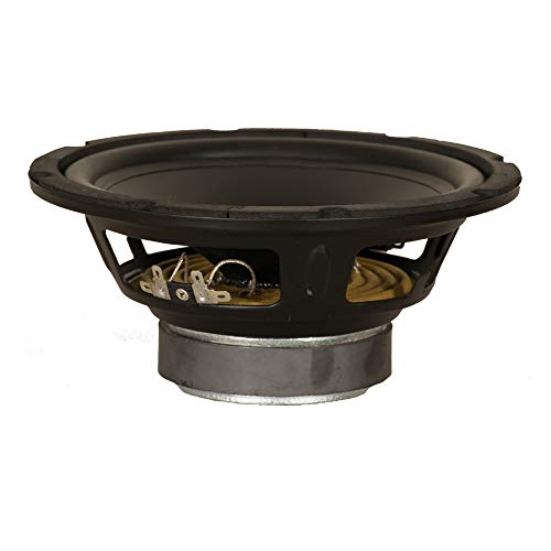 Goldwood Sound PAC8 Dual Voice Coil 8' Woofer 400W 4ohm Replacement Speaker