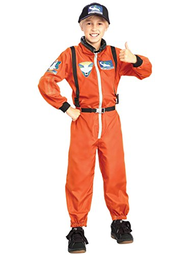Kids Space Costume (Rubie's Costume Astronaut Child's Costume, Large (Ages 8 to 10))