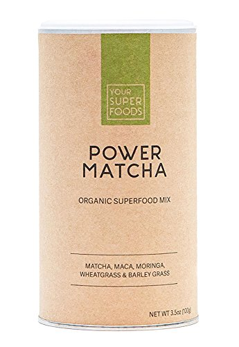 Power Matcha is exactly what my body needs