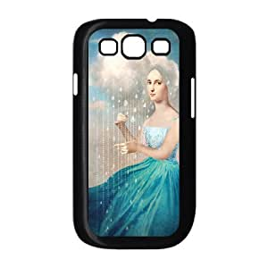 Melody of Rain Samsung Galaxy S3 Cases, [Black]