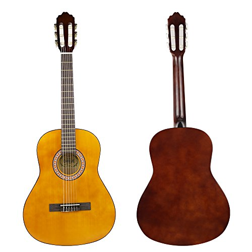 CNBLUE 3/4 Size Classical Acoustic Guitar 36 inch Nylon Strings Guitar for Beginners Kid Guitar - Image 8