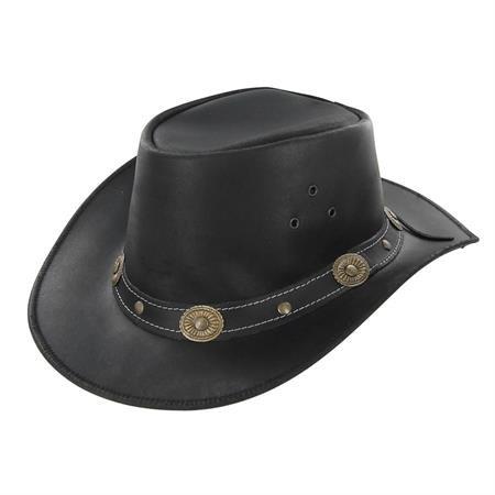 バックカントリーRound Upレザーアウトドア帽子   B076BBNJB4