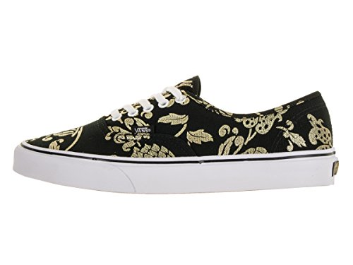 Duke Gold Foil Vans Black Authentic BfT4qX