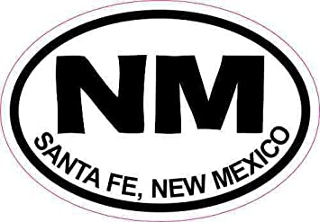 3M Graphics New Mexico State Shaped Bear Flag Sticker Decal Motorcycle Car Decor