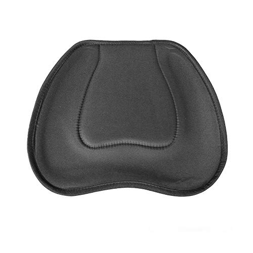 HoganeyVan Rowing Soft Comfortable EVA Padded Seat Cushion On Top Backrest Seat for Outdoor Kayak Canoe Dinghy Boat Accessories