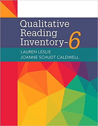 Qualitative reading inventory-3 (text only) 3rd (third) edition by.
