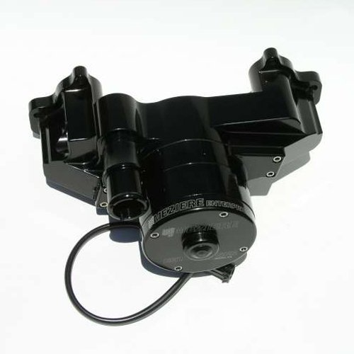 Meziere WP119S Black LS-1 Electric Water Pump