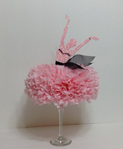 Ballerina Centerpiece - Ballerina Birthday Party - Tutu Party ()
