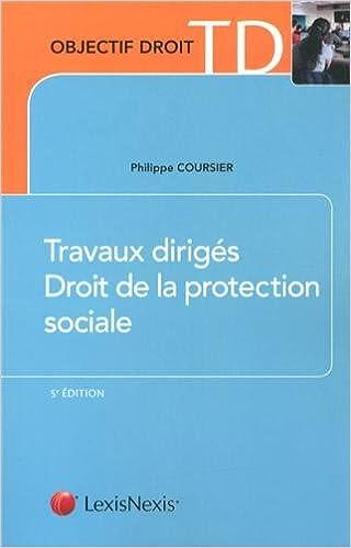Amazon Fr Travaux Diriges Droit De La Protection Sociale