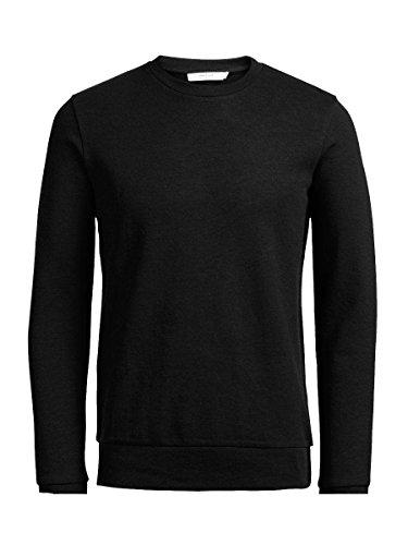 JACK & JONES Sweatshirts 12107590-BLACK