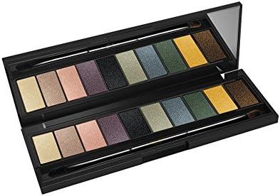 LOréal Paris Palette Gold - Maquillaje para los ojos de diseño, de varios colores, edición Navidad: Amazon.es: Belleza