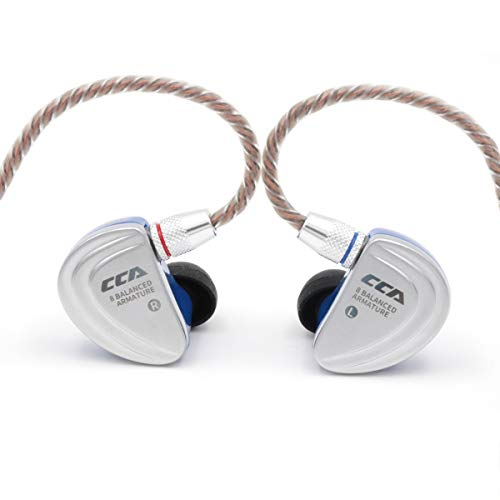 CCA C16 8BA Balanced Armature HiFi in-Ear Earphone for sale  Delivered anywhere in USA