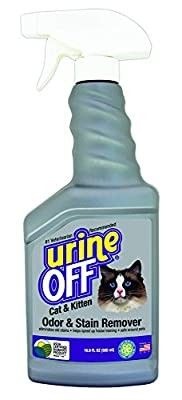 Urine Off Sprayer for Cats, 16.9-Ounce