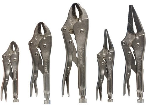 037103202895 - Crescent 5-Piece Locking Plier Set carousel main 0