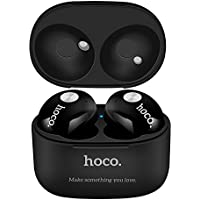 Bluetooth 4.2 True Wireless Eabuds With Battery Charging Box Cordless Cable Free Earphone with Mic Stereo HIFI Sound Quality Heavy Bass One button Control CSR Chip Fast Paring Mini Invisible Headphone