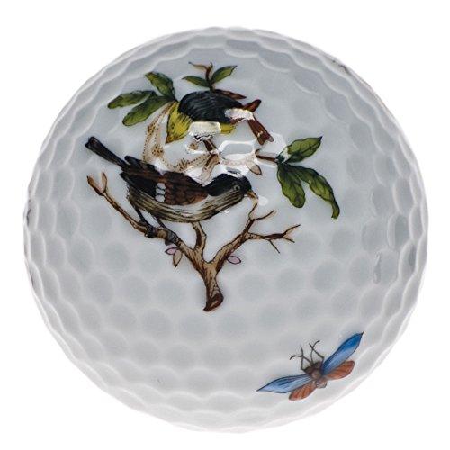 Herend Rothschild Bird Golf - Bird Herend Rothschild