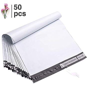 2.5 Mil 30 Poly Bag Postal Envelope Mailer Combo Ex-Large 24x24 19x24 14.5x19