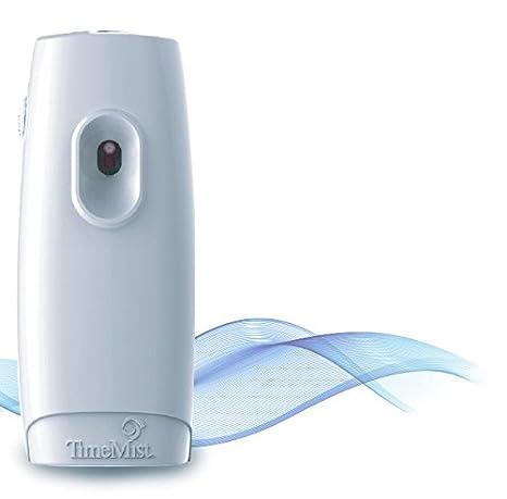 timemist blanco Micro ambientador dispensador # 1047824 (6 por caso) para uso con microburst 3000 o Compatible aerosoles: Amazon.es: Hogar