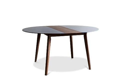 Tavoli Rotondi In Stile.Pib Tavoli Da Pranzo Tavolo Allungabile Cristina In Stile