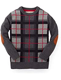 Boys' Crew Neck Sweater