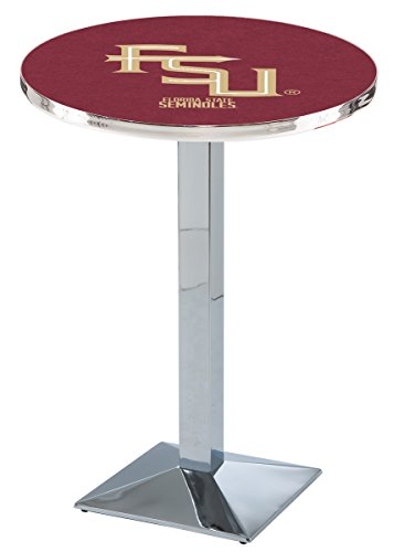 Holland Bar Stool L217C Florida State Script Officially Licensed Pub Table, 28