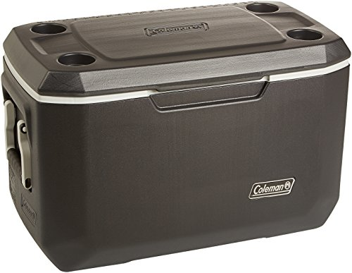 (Coleman Cooler | Xtreme Cooler Keeps Ice Up to 5 Days | Heavy-Duty 70-Quart Cooler for Camping, BBQs, Tailgating & Outdoor Activities)