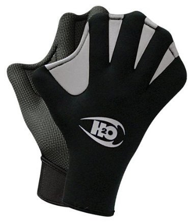 H2Odyssey Max 2mm Webbed Paddle Glove - Available in All Sizes (Large) by H2ODYSSEY