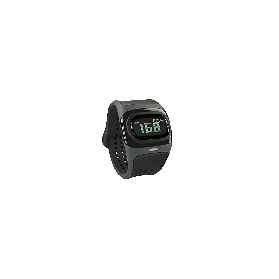 Mio Alpha 2 Continuous Heart Rate Watch Black M/L