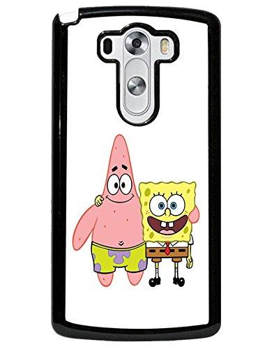 SpongBob Cartoon LynnShops Classic Design For LG G3 Protective Case